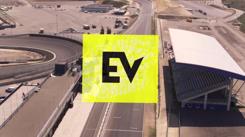 ChargeMakers auf dem EV Experience Circuit Zandvoort