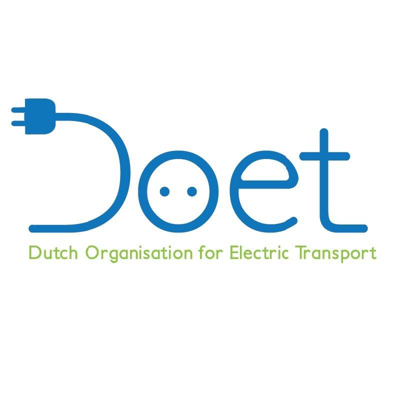 Dutch Organisation for Electric Transport logo member